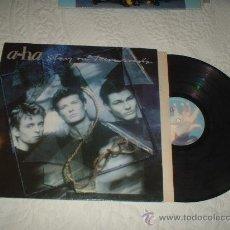Discos de vinilo: LP A-HA. Lote 15204933
