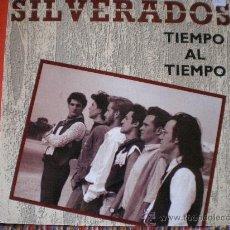 Discos de vinilo: SILVERADOS TIEMPO AL TIEMPO SIN ESTRENAR LP. Lote 27024001