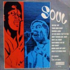 Discos de vinilo: LP - SOUL. OTIS REDDING Y LITTLE JOE CURTIS. AÑO 1969. Lote 24099184