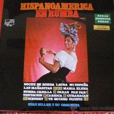 Discos de vinilo: HISPANOAMÉRICA EN RUMBA STAN ZILLER Y SU ORQUESTA 1969. Lote 26627983