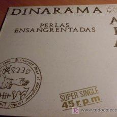 Discos de vinilo: ALASKA Y DINARAMA ( PERLAS ENSANGRENTADAS ) MAXI SINGLE 45 RPM 1983 ( EX / EX ). Lote 27594967