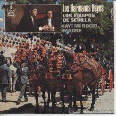 Discos de vinilo: LOS HERMANOS REYES. Lote 15279196