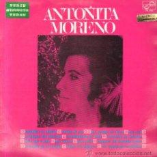 Discos de vinilo: ANTOÑITA MORENO. Lote 15279873