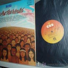 Discos de vinilo: WE ARE THE WORLD MAXI MICHEL JACKSON USA FOR AFRICA. Lote 178007003