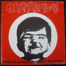 Discos de vinilo: GLUTAMATO YE YE - SPAIN 1984 CON HOJA PROMO MOVIDA MADRILEÑA GENIAL VERSION DE VOCES AMIGAS.. Lote 26138837