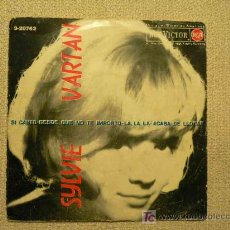 Discos de vinilo: SYLVIE VARTAN SPAIN EP YEYE GIRL. Lote 24710839