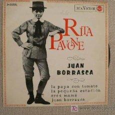 Discos de vinilo: RITA PAVONE EP SPAIN 1965 YEYE GIRL. Lote 23926564