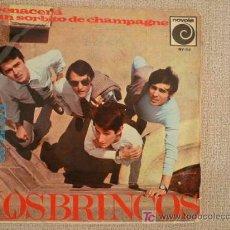 Discos de vinilo: LOS BRINCOS SPAIN EP BEAT 1966. Lote 23926577