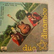 Discos de vinilo: DUO DINAMICO EP SPAIN 1961 - SU 7º EP. Lote 24213624