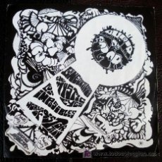 Discos de vinilo: NEGATIVOS - IMPOSIBLES - MYSTIC EYES - WORLD OF DISTORSION - EP SPAIN 1990 MOD PSYCH POP. Lote 27200868