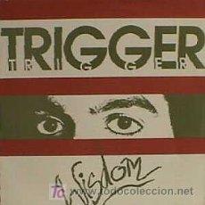 Discos de vinilo: TRIGGER - WISDOM (12. Lote 15462914