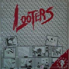 Discos de vinilo: LOOTERS, THE - CROSS THE BORDER (SINGLE 12. Lote 26503596