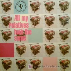 Discos de vinilo: THE DAVE HOWARD SINGERS - ALL MY RELATIVES LOOK THE SAME (SINGLE 12. Lote 15552634