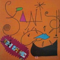 Discos de vinilo: CORRE CAMINOS - SPANISH KISS (12. Lote 213637257