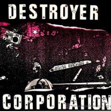 Discos de vinilo: DESTROYER CORPORATION - NOISE MACHINE (12. Lote 27274670