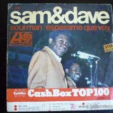 Discos de vinilo: SAM&DAVE. 1967. ATLANTIC. Lote 18102214
