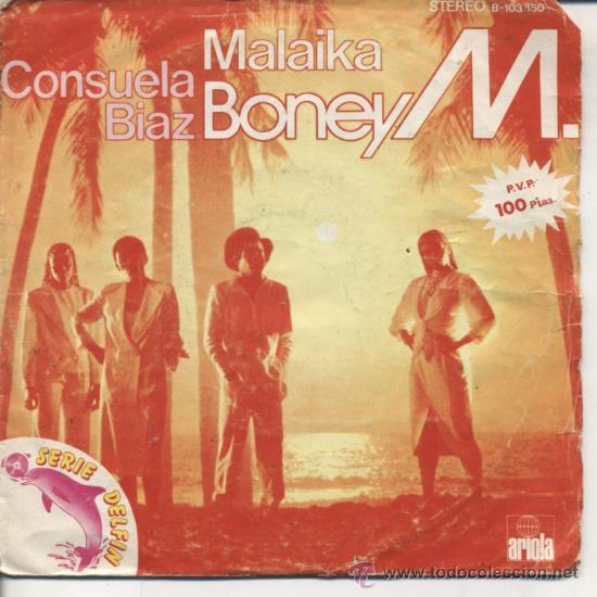 BONEY M-BOONOONOONOOS (Música - Discos - Singles Vinilo - Funk, Soul y Black Music)