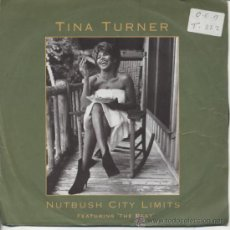 Discos de vinilo: TINA TURNER- NUTBUSH CITY LIMITS. Lote 15347017