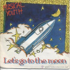Discos de vinilo: MUSICAL YOUTH. Lote 22356517