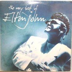 Discos de vinilo: ELTON JOHN THE VERY BEST -DOBLE LP CARPETA ABIERTA PHONOGRAM 1990 . Lote 15348383