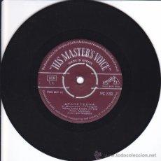 Discos de vinilo: LOTE DE 2 SINGLES DE MUSICA GRIEGA - LA VOZ DE SU AMO - ANTIGUOS AÑOS 50 Ó 60. Lote 27222127