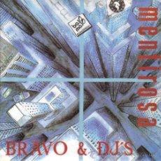 Dischi in vinile: BRAVO & DJ´S-MENTIROSA SINGLE 1990 PROMOCIONAL SPAIN. Lote 15355732