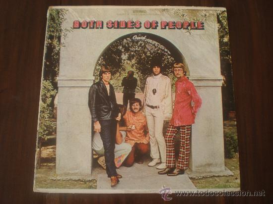 PEOPLE - BOTH SIDES OF PEOPLE - (USA-CAPITOL-1969) LARRY NORMAN - ROCK PSYCH LP (Música - Discos - LP Vinilo - Pop - Rock Extranjero de los 50 y 60)