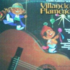 Discos de vinilo: CUADRO FLAMENCO SACROMONTE,VILLANCICOS. Lote 15375774
