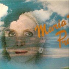 Discos de vinilo: MARIA DOLORES PRADERA LP SELLO ZAFIRO AÑO 1986 REVERDECER. Lote 15425011