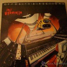 Discos de vinilo: LP. JEZZ WOODROFFE. DIRECCIONES OPUESTAS. ED. ESPAÑOLA DE 1980. Lote 15433665