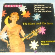 Discos de vinilo: HARRY ARNOLD AND HIS ORCHESTRA - THE MOON AND THE STARS . Lote 15434872