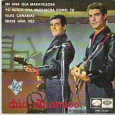 Dischi in vinile: DUO DINAMICO - EN UNA ISLA MARAVILLOSA ** EP EMI 1965. Lote 16508221