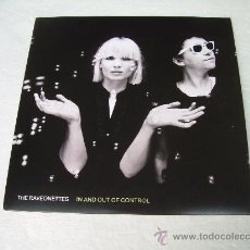 Discos de vinilo: LP THE RAVEONETTES IN OUT OF CONTROL VINILO THE JESUS AND MARY CHAIN. Lote 170722658
