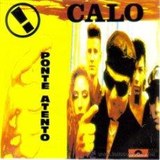 Discos de vinilo: CALO-PONTE ATENTO SINGLE 1992 PROMOCIONAL SPAIN. Lote 15450035