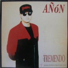 Discos de vinilo: AÑÓN - TREMENDO. Lote 18251788