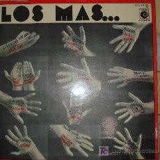Discos de vinilo: LOS MAS../.NOVOLA 1976 - PORTADA DOBLE. . Lote 26415775