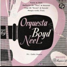 Discos de vinilo: ORQUESTA BOYD NEEL. Lote 15491679