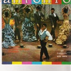 Discos de vinilo: ANTONIO . Lote 15491729