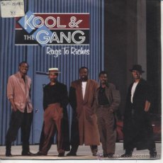Discos de vinilo: KOOL & THE GANG. Lote 15503559