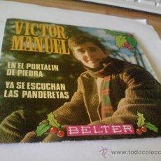 Discos de vinilo: DISCO VINILO VICTOR MANUEL