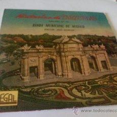 Discos de vinilo: DISCO VINILO BANDA MUNICIPAL DE MADRID. Lote 27423311