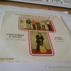 Discos de vinilo: DISCO VINILO IV FESTIVAL DE LA CANCION INFANTIL DE TVE. Lote 26300257