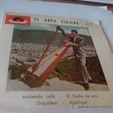 """Discos de vinilo: DISCO VINILO EL ARPA VIAJERA """"MOLIENDO CAFE"""". Lote 26448073"""