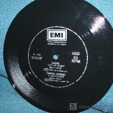 Discos de vinilo: RARO SINGLE PROMO EN ACETATO 1981,CONTIENE LIFE ON MARS,DE TINO CASAL,Y PLANET EARTH,DE DURAN DURAN. Lote 15529049