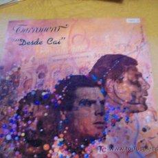 Discos de vinilo: EL TURRONERO LP DESDE CAI. Lote 26956829