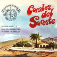 Discos de vinilo: CORALES DEL SURESTE - 1969 - CAJA DE AHORROS DEL SURESTE DE ESPAÑA. Lote 27033003