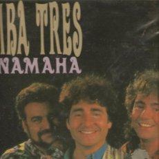 Discos de vinilo: LP RUMBA TRES - MANAMAHA . Lote 15553563
