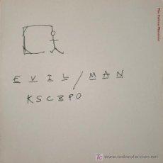 Discos de vinilo: THE FATIMA MANSIONS - EVIL MAN (EP). Lote 27274666
