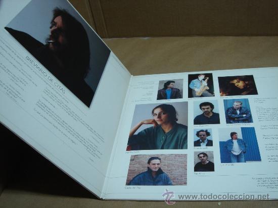 Discos de vinilo: DISCO DOBLE VINILO LP - LUIS EDUARDO AUTE - TEMPLO - Foto 2 - 24241442