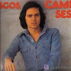 Discos de vinilo: CAMILO SESTO LP RASGOS PORTADA DOBLE 1977 ARIOLA SPA. Lote 15554638